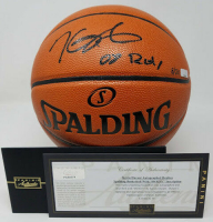 """Kevin Durant Signed Official NBA Basketball Inscribed """"08 ROY"""" (Panini COA) at PristineAuction.com"""