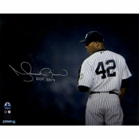 "Mariano Rivera Signed New York Yankees ""Stare Down"" 16x20 Photo Inscribed ""HOF 2019"" (Steiner COA) at PristineAuction.com"