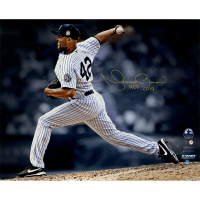"Mariano Rivera Signed New York Yankees ""Pitching"" 16x20 Photo Inscribed ""HOF 2019"" (Steiner COA) at PristineAuction.com"