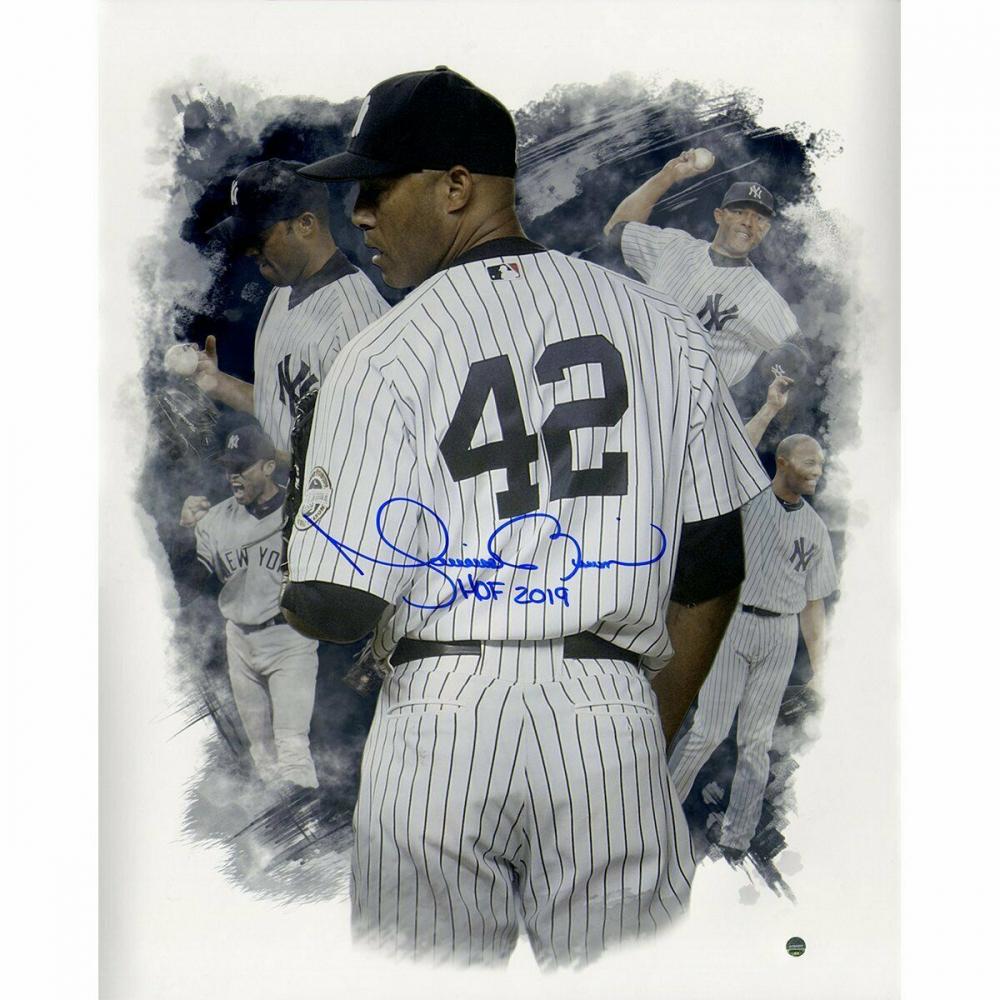 ef401171fab Mariano Rivera Signed New York Yankees