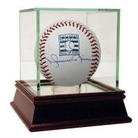 Mariano Rivera Signed Hall of Fame Logo Baseball (Steiner COA) at PristineAuction.com