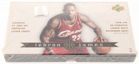 2003 Upper Deck Lebron James Box Set Unopened Box with (32) Cards