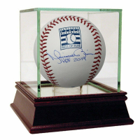 "Mariano Rivera Signed Hall of Fame Logo Baseball Inscribed ""HOF 2019"" (Steiner COA)"