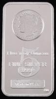 5 Troy Ounces .999 Fine Silver Bullion Bar