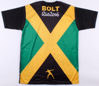 Usain Bolt Signed Rio 2016 Olympic Jersey (Beckett COA) at PristineAuction.com