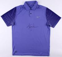 Tiger Woods Signed LE Nike Golf Shirt (UDA COA)