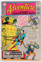 "1966 ""Adventure Comics"" Issue #340 DC Comic Book"