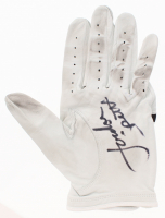 Jordan Spieth Signed Tournament-Used Under Armour Golf Glove (JSA LOA)