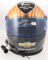 Chase Elliott Signed NASCAR First Win Limited Edition Full-Size Helmet #/228 (Elliott COA)