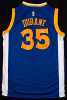 Kevin Durant Signed Golden State Warriors Adidas Jersey (PSA COA)