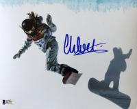 Chloe Kim Signed 8x10 Photo (Beckett COA) at PristineAuction.com
