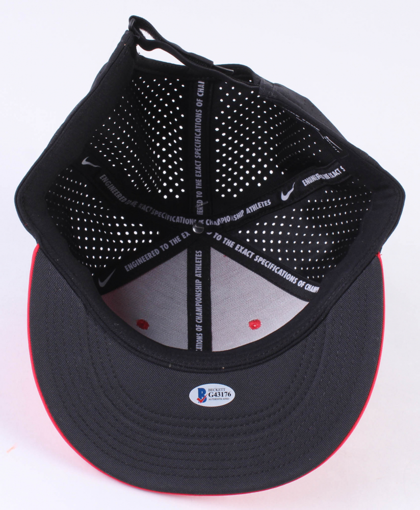 Rory McIlroy Signed Nike Golf Adjustable Hat (Beckett COA) at  PristineAuction.com 1f8a86e79376
