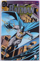 "Bob Kane Signed 1993 ""Batman"" Issue #500 DC Comic Book (Beckett COA)"