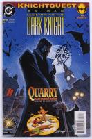 "Bob Kane Signed 1994 ""Batman: Legends of the Dark Knight"" Issue #59 DC Comic Book Inscribed ""'95"" (Beckett COA)"