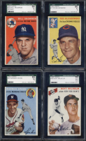 1954 Topps BASEBALL COMPLETE SET BREAK! - Mystery Box - (2) SGC or PSA GRADED Cards Per Pack! at PristineAuction.com