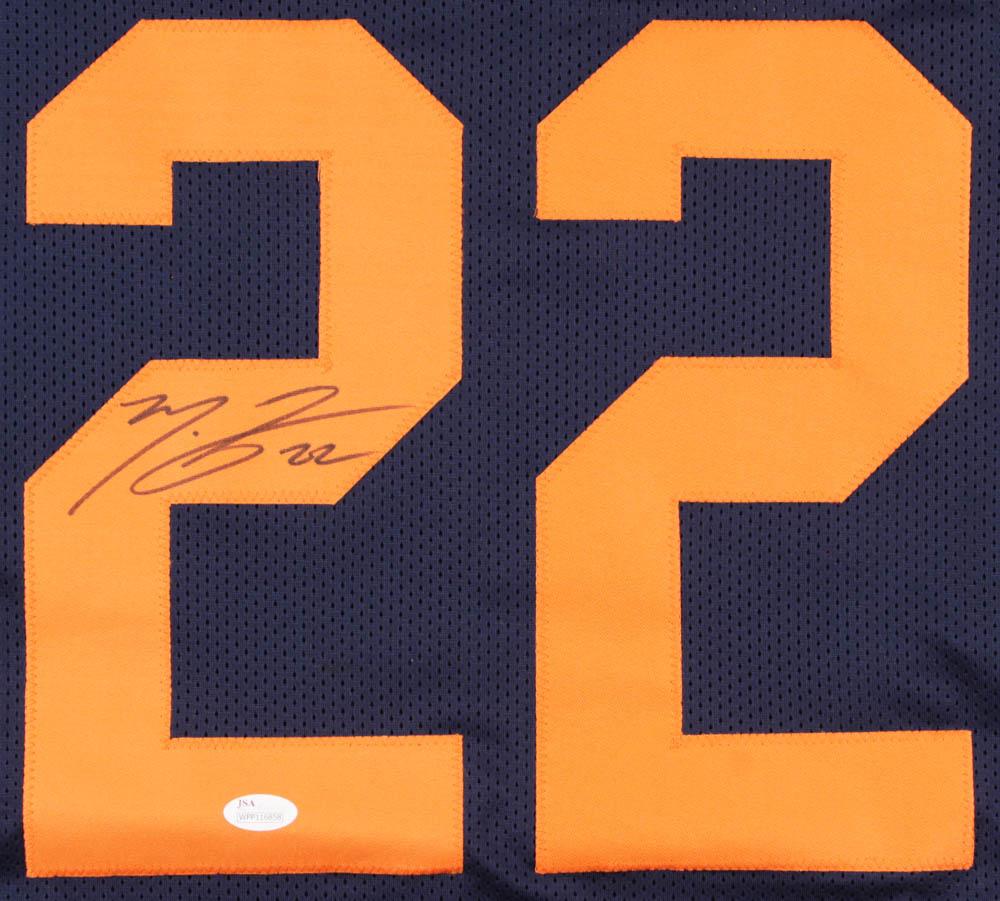 Online sports memorabilia auction pristine auction jpg 1000x901 Chicago  bears matt forte jursey e30f983f6