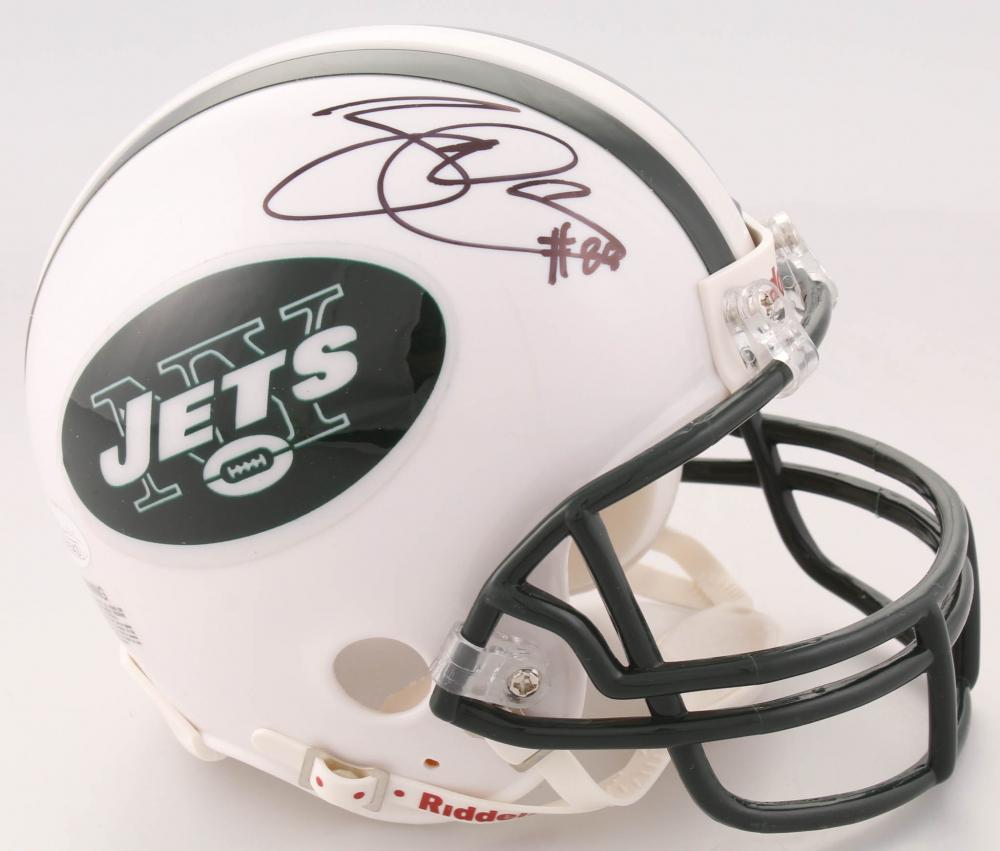 Jace Amaro Signed New York Jets Mini Helmet (JSA COA) at PristineAuction.com 00b9bc6f9