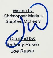 "Letitia Wright Signed ""Avengers: Infinity War"" Full Movie Script (PSA COA) at PristineAuction.com"