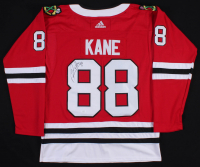Patrick Kane Signed Chicago Blackhawks Jersey (JSA COA)