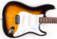 "Barry Gibb Signed 39"" Electric Guitar (PSA COA)"