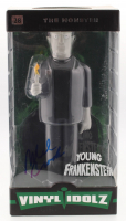 "Mel Brooks Signed ""Young Frankenstein"" The Monster #28 Vinyl Idolz Figure (PSA COA) at PristineAuction.com"