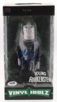 "Mel Brooks Signed ""Young Frankenstein"" Igor #29 Vinyl Idolz Figure (PSA COA) at PristineAuction.com"