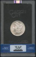 1882-CC $1 Morgan Silver Dollar (NGC MS 65)