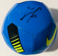 David de Gea Signed Nike Soccer Ball (PSA COA)