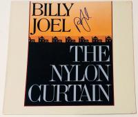 "Billy Joel Signed ""The Nylon Curtain"" Vinyl Record Album (PSA COA) at PristineAuction.com"