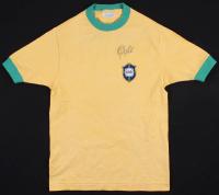 Pele Signed Brazil 1970 World Cup Jersey (PSA LOA)