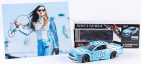 Lot of (2) Including (1) Danica Patrick LE #10 Nature's Bakery 2017 Fusion 1:24 Scale Die Cast Car  & (1) Danica Patrick Signed NASCAR 8x10 Photo (JSA COA)