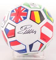 Cristiano Ronaldo Signed Soccer Ball (Beckett COA)
