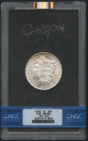 1883-CC $1 Morgan Silver Dollar (NGC MS 64+)