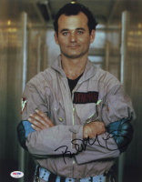 "Bill Murray Signed ""Ghostbusters"" 11x14 Photo (PSA COA) at PristineAuction.com"