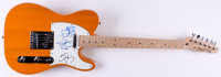 Sting, Stewart Copeland & Andy Summers Signed Fender Squier Bullet Electric Guitar (JSA LOA) at PristineAuction.com