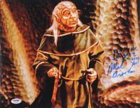 "Mel Brooks Signed ""Spaceballs"" 11x14 Photo Inscribed ""May The SHWARTZ Be With You"" (PSA COA) at PristineAuction.com"