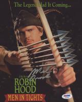 "Mel Brooks Signed ""Robin Hood: Men In Tights"" 8x10 Photo (PSA COA) at PristineAuction.com"