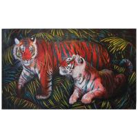 "Vera V. Goncharenko Signed ""Home"" 36x21 Original Oil on Canvas at PristineAuction.com"
