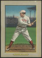1910-11 Turkey Red T3 #36 Tris Speaker