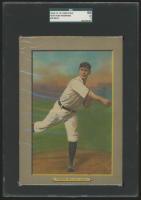 1910-11 Turkey Red T3 #107 Rube Manning (SGC 5) at PristineAuction.com
