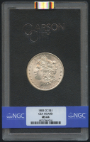 1883-CC $1 Morgan Silver Dollar (NGC MS 64)