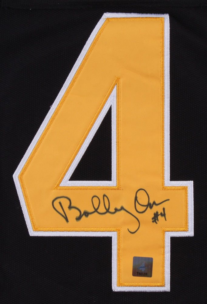 27f8cad44 Bobby Orr Signed Boston Bruins Jersey (Great North Road COA) at  PristineAuction.com