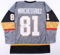 Jonathan Marchessault Signed Las Vegas Golden Knights Jersey (Beckett COA)
