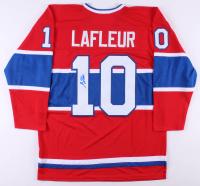 "Guy Lafleur Signed Montreal Canadiens ""Habs"" Jersey (JSA COA)"