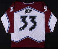 Patrick Roy Signed Colorado Avalanche Jersey (JSA COA)
