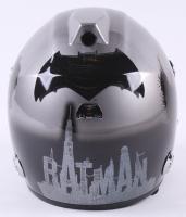"""Dale Earnhardt Jr. Signed """"Batman"""" Full-Size Racing Helmet (Earnhardt Hologram) at PristineAuction.com"""