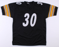 James Conner Signed Pittsburgh Steelers Jersey (TSE COA) at PristineAuction.com