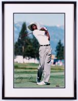 "Michael Jordan Signed ""Golf"" 19x25 Custom Framed Limited Edition Photo Display (Upper Deck COA)"