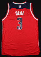 Bradley Beal Signed Wizards Jersey (JSA COA) at PristineAuction.com