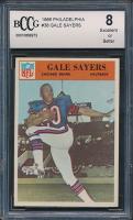 1966 Philadelphia #38 Gale Sayers RC (BCCG 8)
